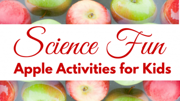 Apple Science Activities for Kids