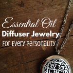 Essential Oil Diffuser Jewelry for every personality via ParadisePraises.com