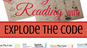 Teaching Reading with Explode the Code