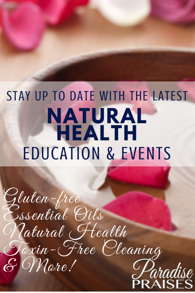 natural health news, education and events