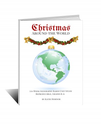 Christmas Around the World book
