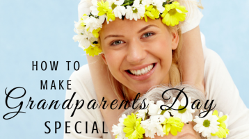 Making Grandparents Day Special