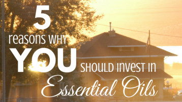 5 Reasons Why You Should Invest in Essential Oils