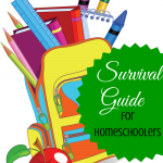 Back to School Survival Guide for Homeschoolers via ParadisePraises.com