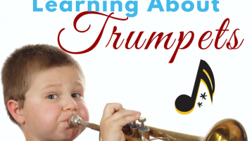 Learning About Trumpets (What to Read Link Up)