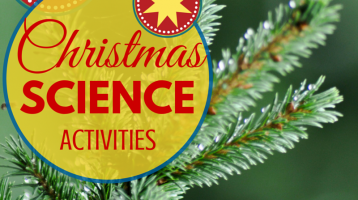 Christmas Science Activities (Free Printables)