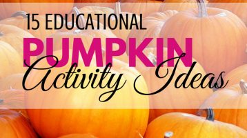 15 Educational Pumpkin Activity Ideas