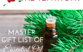 Master List of Essential Oil Accessories and DIY Supplies