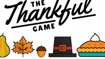 Thankful Game (Free Printable)