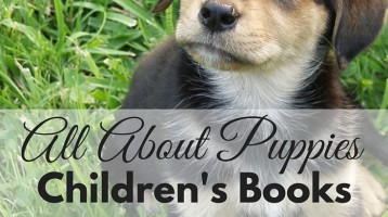All About Puppies (What to Read Wednesday)