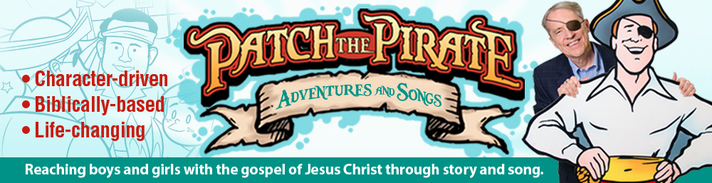 Patch the Pirate AdventuresPatch the Pirate Adventures