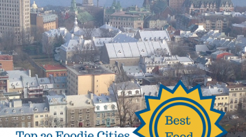 Where to Eat in Quebec City: One of the World's 20 Best Food Cities