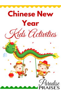 Chinese New Year Kids Activities via ComoBlog.com