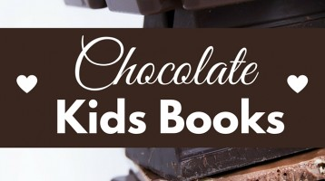 Chocolate Kids Books (What to Read Wednesday)
