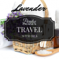 Travel with oils: Lavender video via ParadisePraises.com