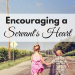 Encourage a servants heart thorough the use of children's books. Teach your children to help others with this fun booklist. What to Read Wednesday. ParadisePraises.com