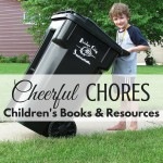 Teaching children the value of chores is challenging. This book list of chores is especially for children including helping resources for parents. What to Read Wednesday, a family friendly link-up. ParadisePraises.com