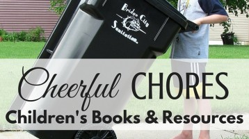Cheerful Chores (What to Read Wednesday)