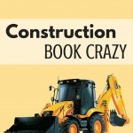 Your son or grandson will go crazy for these construction books and construction theme stickers. What to Read Wednesday brought to you by ParadisePraises.com