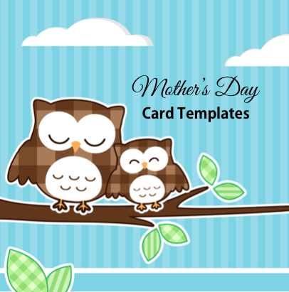 Free Mothers Day Card Templates For Kids - Free mother's day card templates