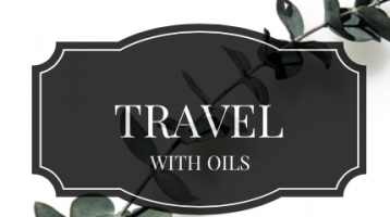 Travel with Oils: Eucalyptus