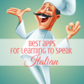 best apps for learning italian via paradisepraises.com