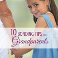 bonding tips for grandparents via paradisepraises.com