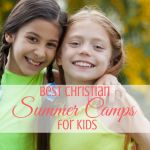 The Best Christian Summer Camps for Kids, state list via ParadisePraises.com
