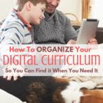 How to organize digital curriculum via paradisepraises.com