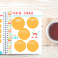 Sing and Praise Planner