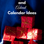 Christmas Advent Calendar Ideas www.ParadisePraises.com