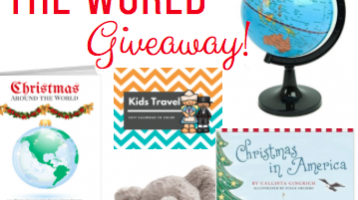 Christmas Around the World Giveaway