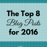 Top 8 Blog Posts