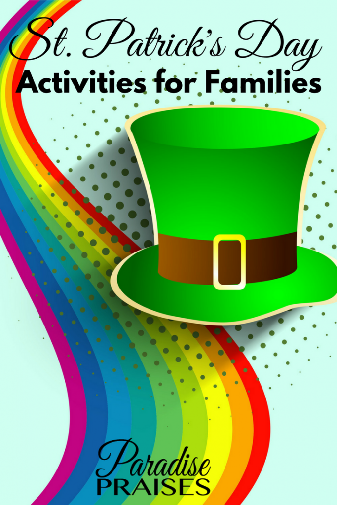 St. Patrick's Day Activities for Families