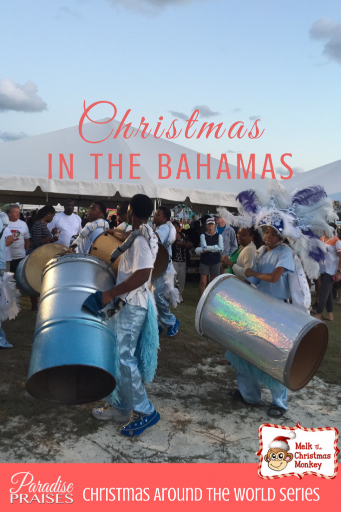 Christmas in the Bahamas, paradisepraises.com