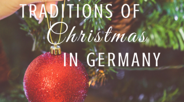 How do They Celebrate Christmas in Germany?