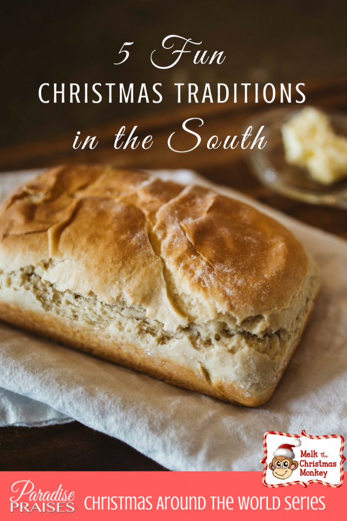 Christmas Traditions in the South, paradisepraises.com