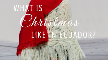What is Christmas Like in Ecuador?