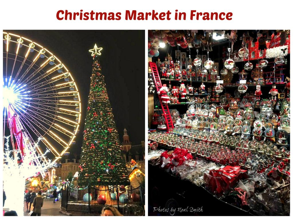 Christmas Market's in France