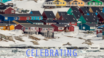 Celebrating Christmas in Greenland