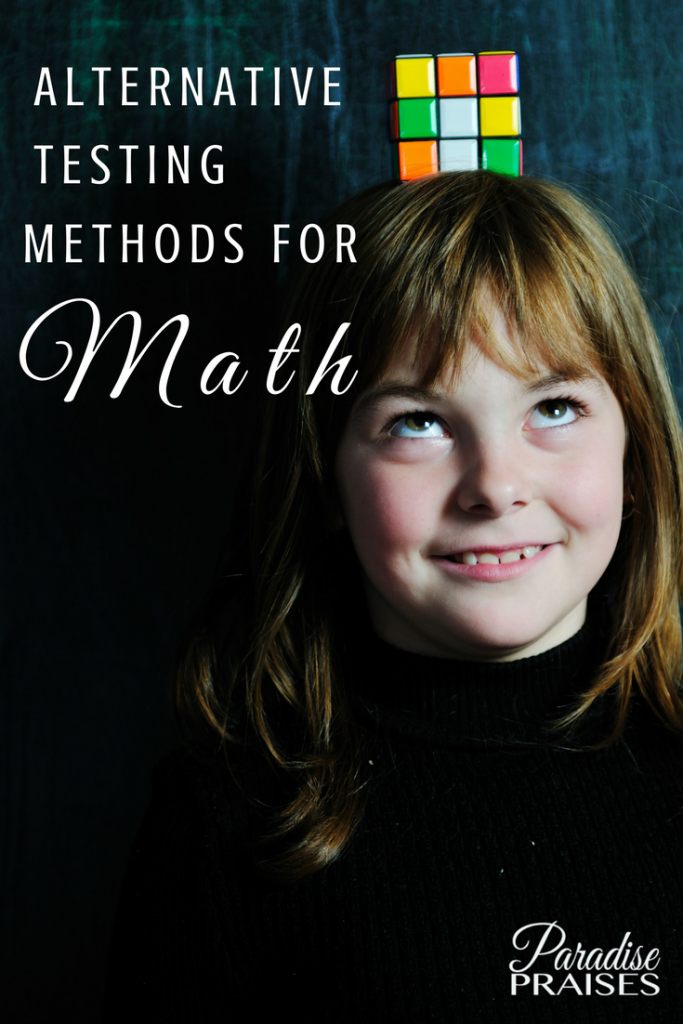 alternative testing methods for math paradisepraises.com