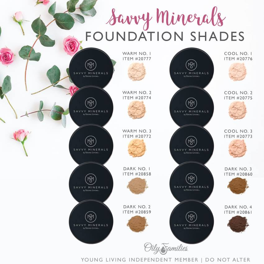 Which is the Best Natural Foundation? paradisepraises.com