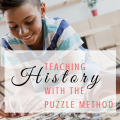 Teaching history with the puzzle method, paradisepraises.com