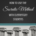 The Socratic Method for Elementary Students, paradisepraises.com