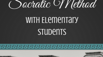 The Socratic Method for Elementary Students