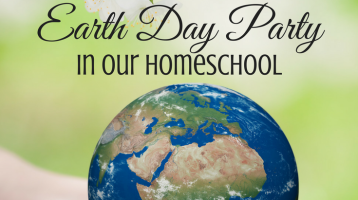 Earth Day Party for Kids