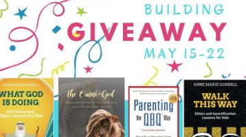 10 Ways to Build Character in Kids [Giveaway]