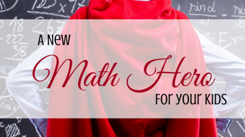 A New Math Hero For Your Kids