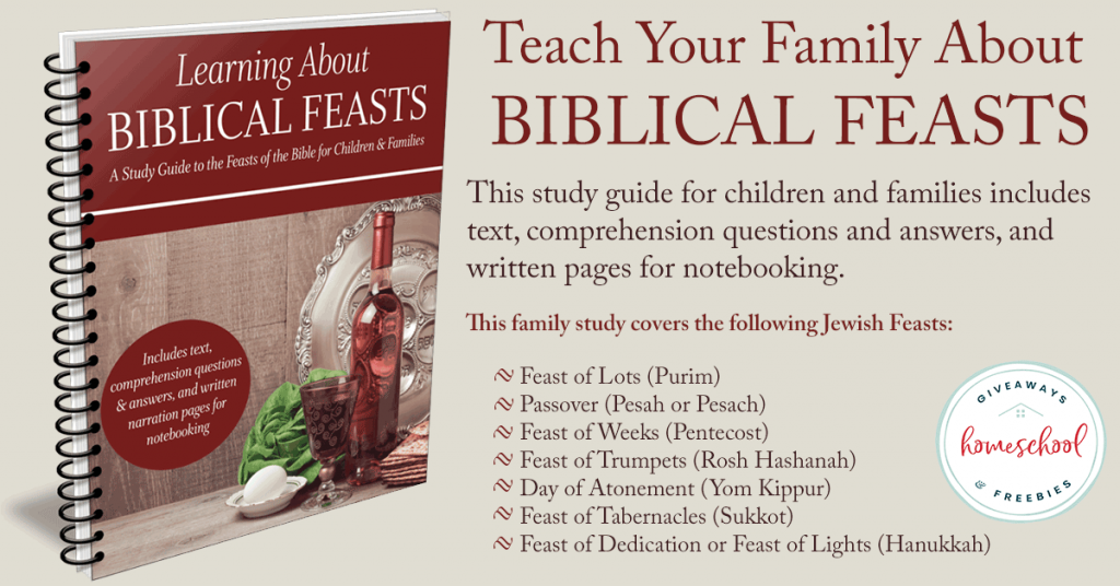 biblical feast days